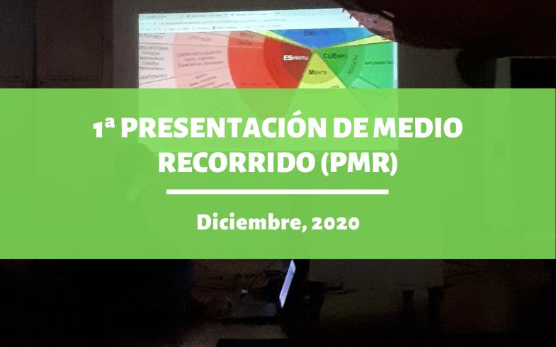 1ª Presentación de Medio Recorrido (PMR)